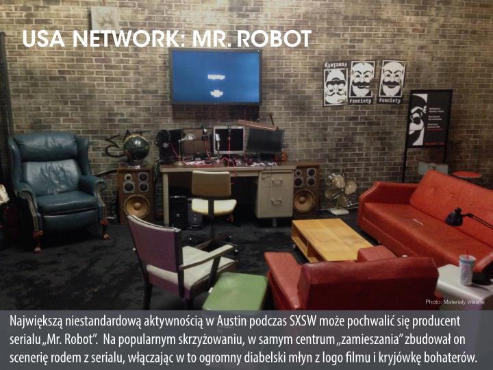 USA NETWORK: MR. ROBOT