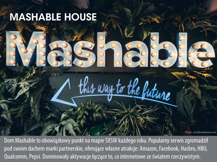 MASHABLE HOUSE