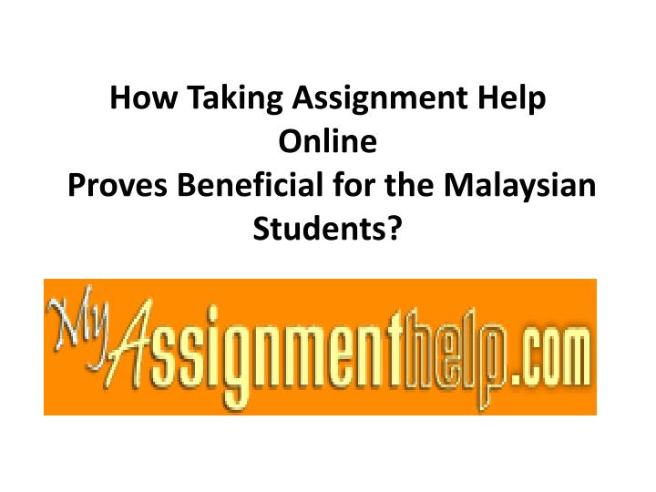 Online Dissertation Help In Malaysia