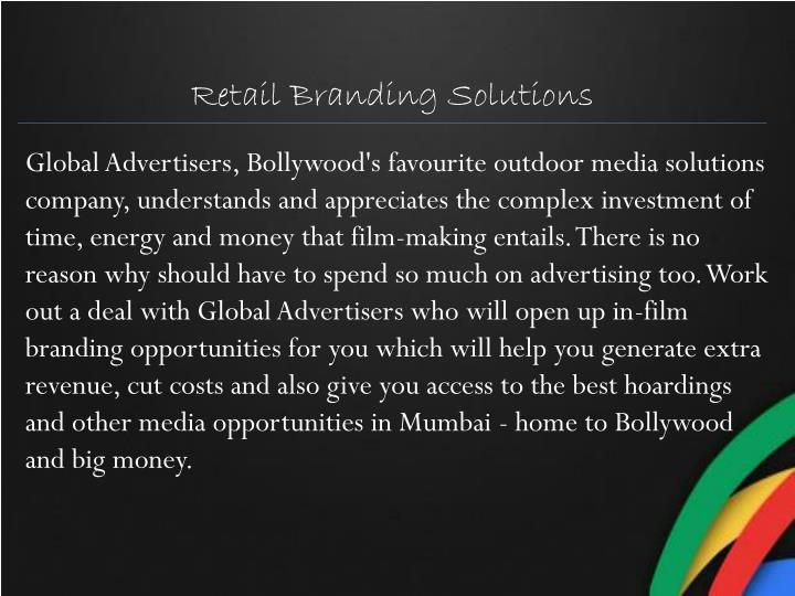 Retail Branding Solutions