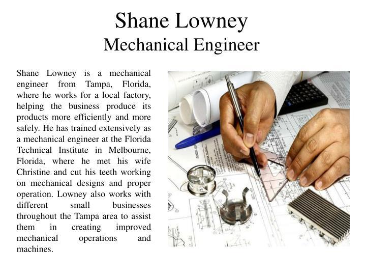 Shane Lowney