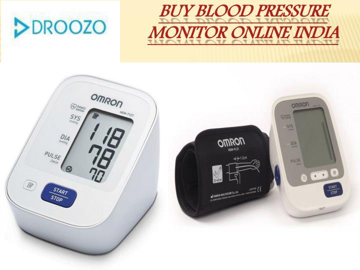 Buy blood pressure monitor online i ndia