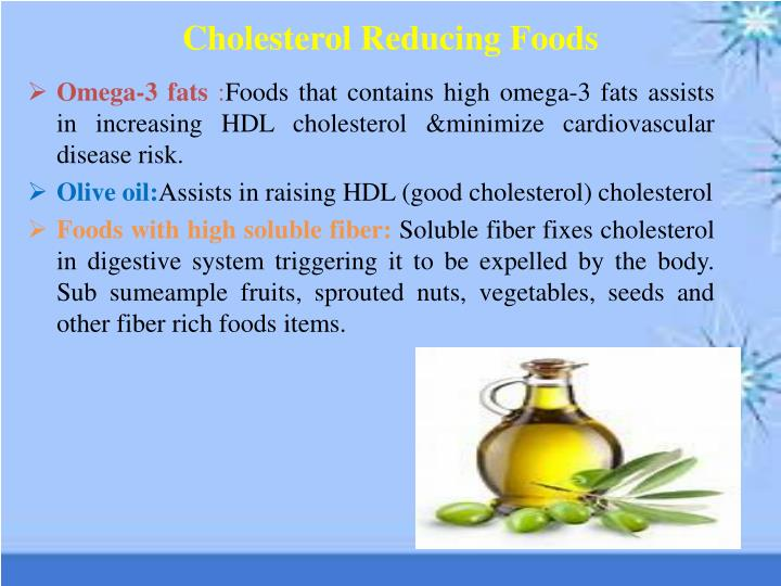 how to fix cholesterol naturally