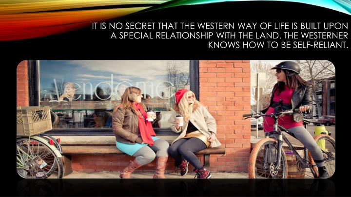 It is no secret that the western way of life is built upon a special relationship with the land. The...