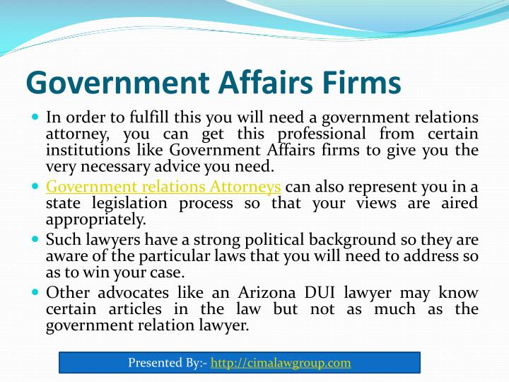 PPT - Find Local Government Relations Lawyers or Law Firms ...