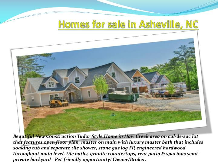 Homes for sale in Asheville,