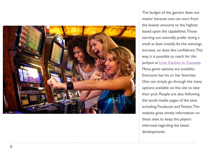 The budget of the gamers does not matter because one can start from the lowest amounts to the highest based upon the capabilities. Those starting out naturally prefer doing a small at least initially. As the winnings increase, so does the confidence. This way, it is possible to reach for the jackpot at