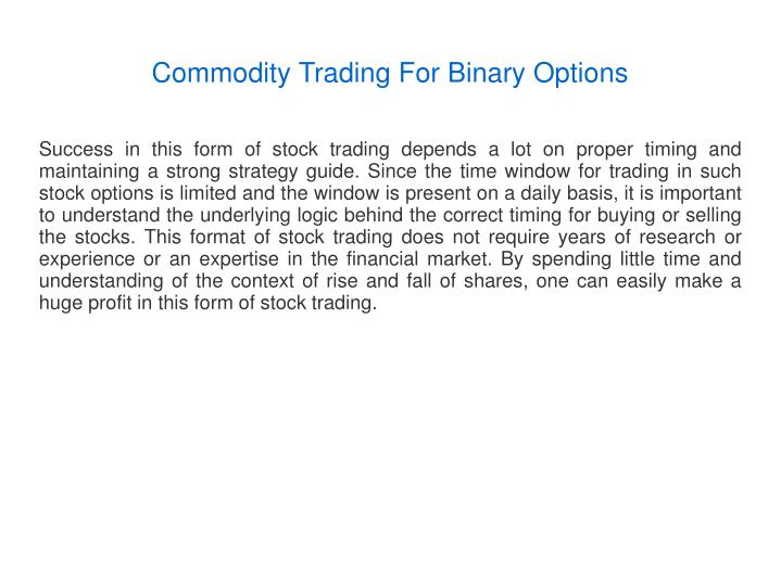 Future option trading meaning