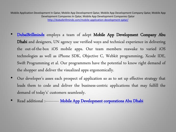 Mobile Application Development In Qatar, Mobile App Development Qatar, Mobile App Development Company Qatar, Mobile App Development Companies In Qatar, Mobile App Development Companies