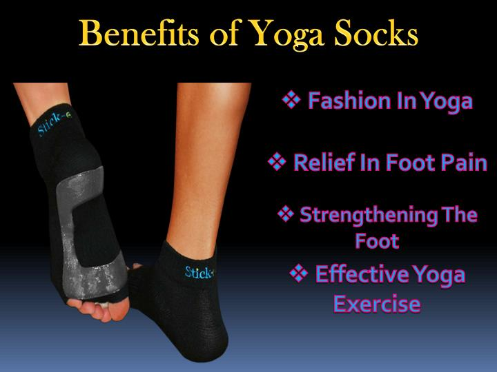 Benefits of Yoga Socks