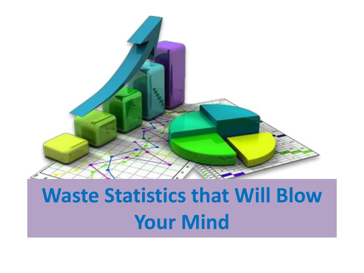 Waste statistics that will blow your mind