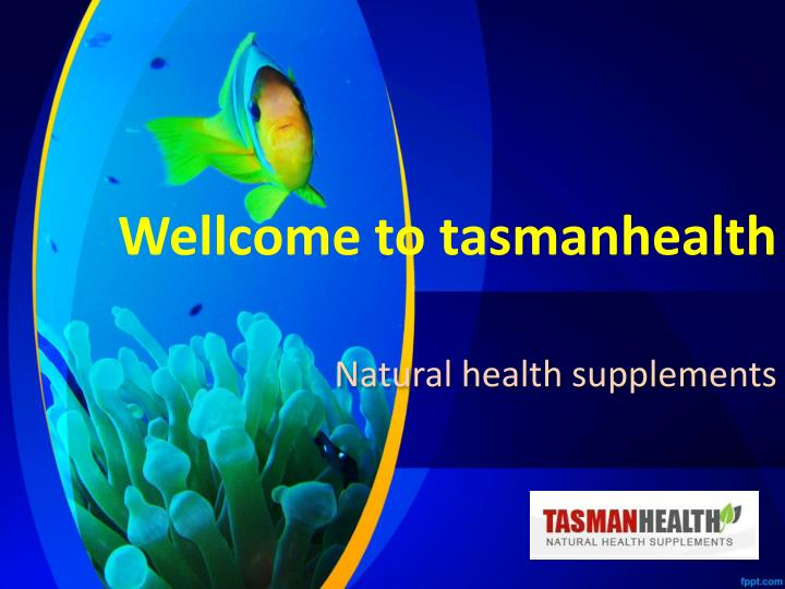Wellcome to tasmanhealth