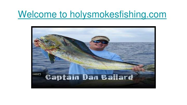 Ppt daytona beach fishing charters daytona beach fl for Fishing charters daytona beach florida