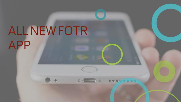 All new fotr app