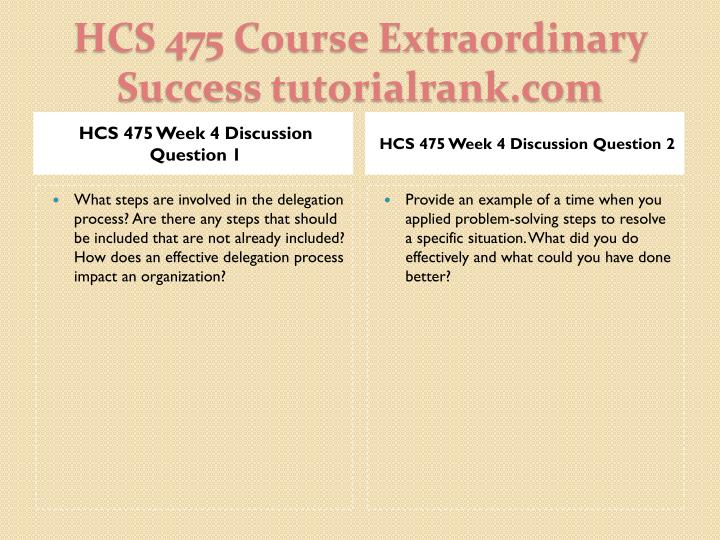 hcs 475 week 4 accountability paper Find 100% verified hcs 475 week 4 the importance of accountability paper for university of phoenix students at assignmentehelpcom.