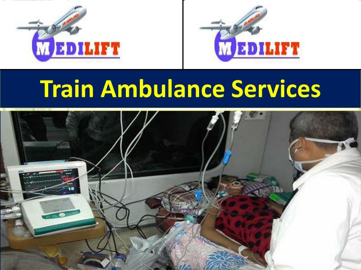 Train Ambulance Services