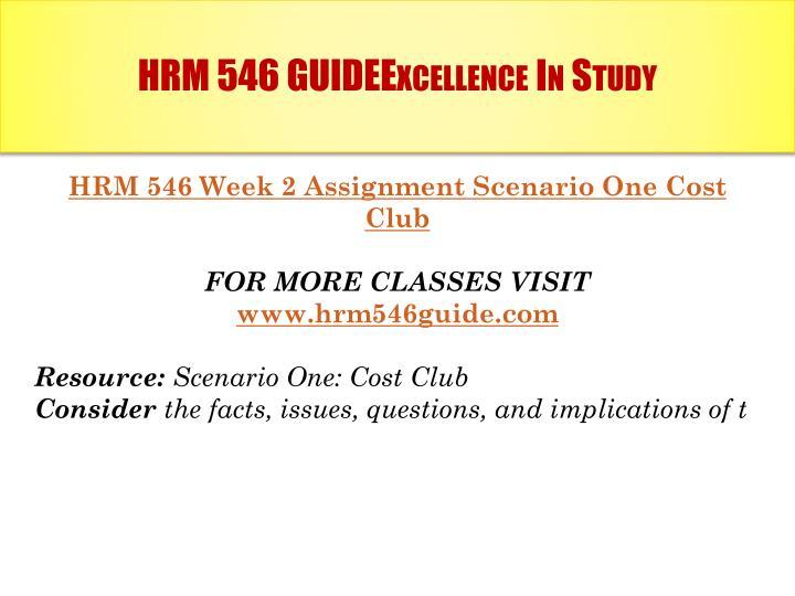 HRM 546