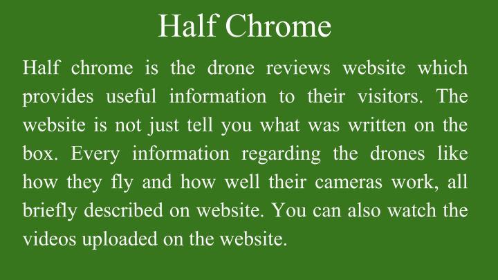 Half Chrome