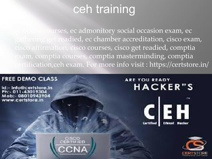 ceh training