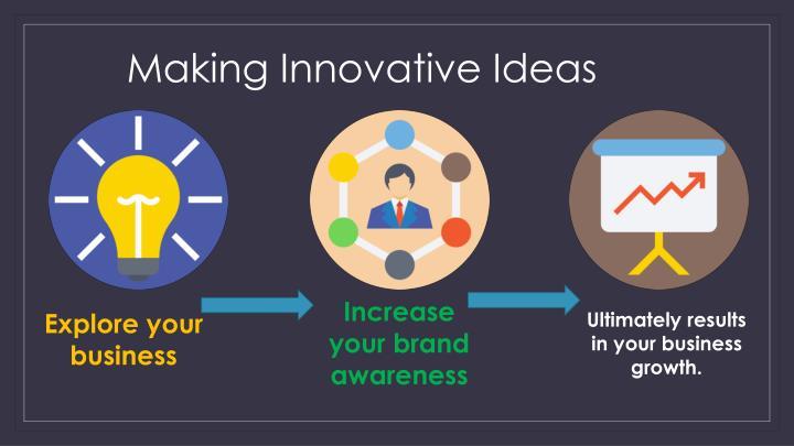 Making Innovative Ideas