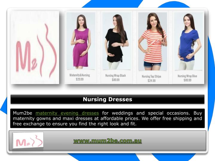 Nursing Dresses