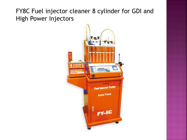 FY8C Fuel injector