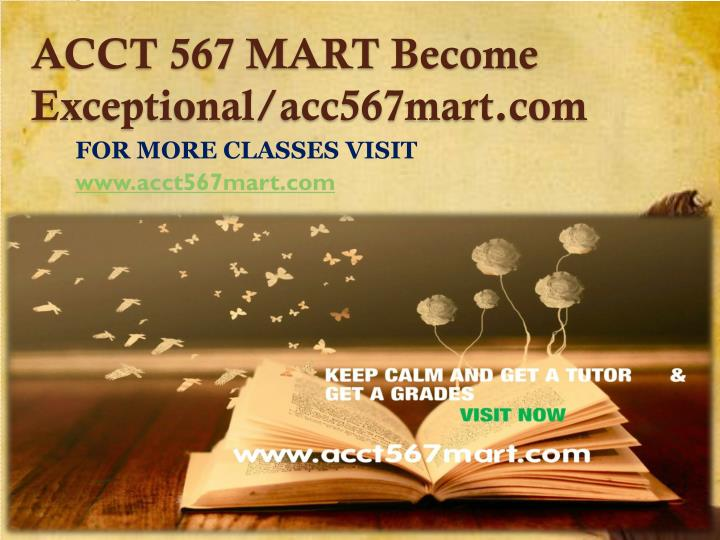 Acct 567 mart become exceptional acc567mart com