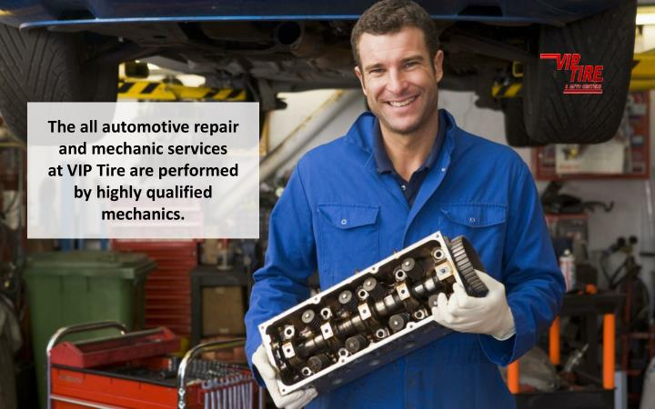 The all automotive repair