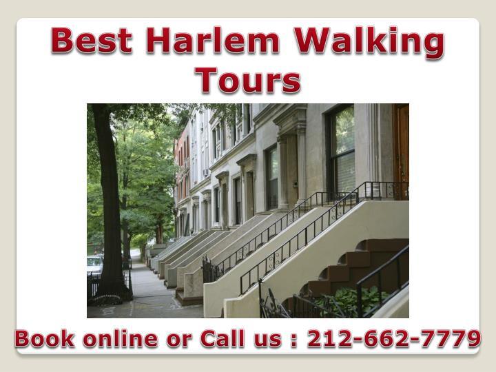 Best Harlem Walking Tours