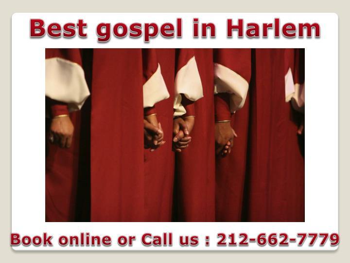 Best gospel in