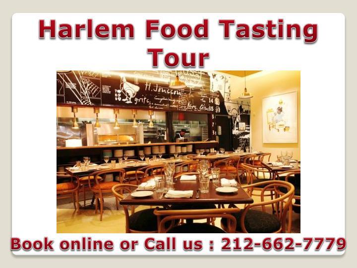 Harlem Food Tasting Tour