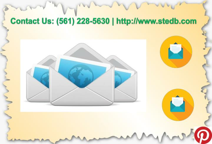 Contact Us: (561) 228-5630 | http://www.stedb.com