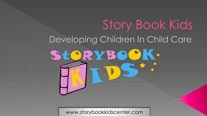 Story book kids