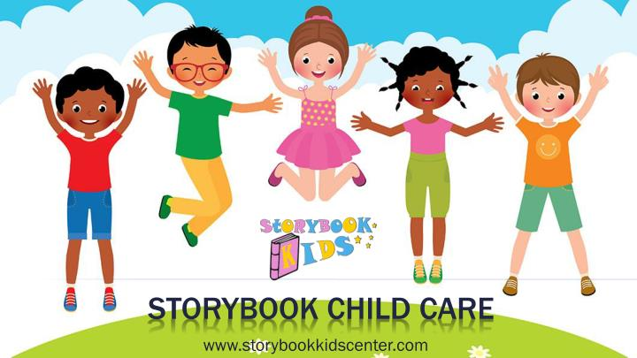 STORYBOOK CHILD CARE