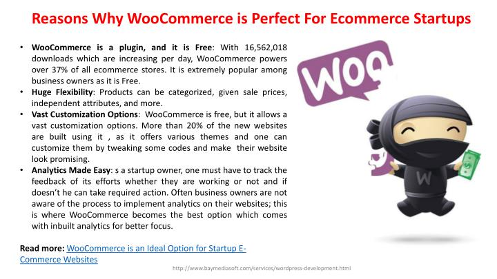 Reasons Why WooCommerce is Perfect