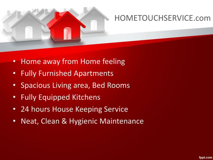 Hometouchservice com