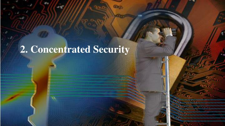 2. Concentrated Security