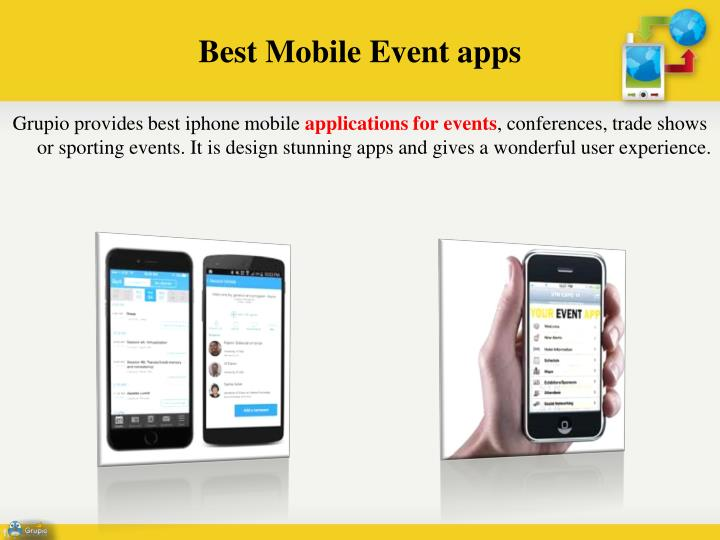 Best mobile event apps