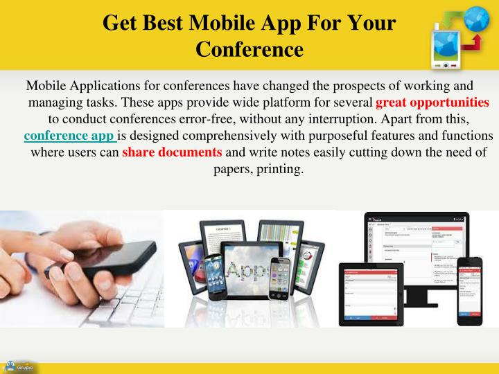 Get Best Mobile App For Your