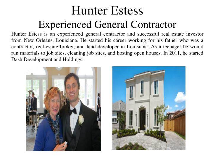 Hunter Estess