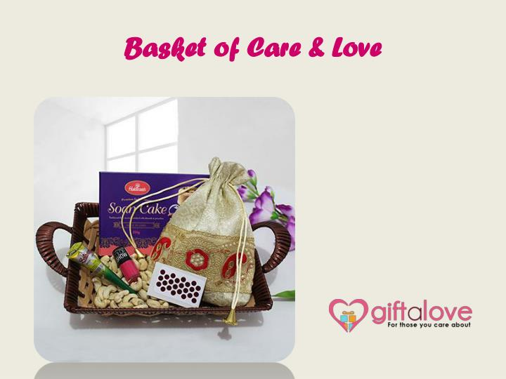 Basket of care love