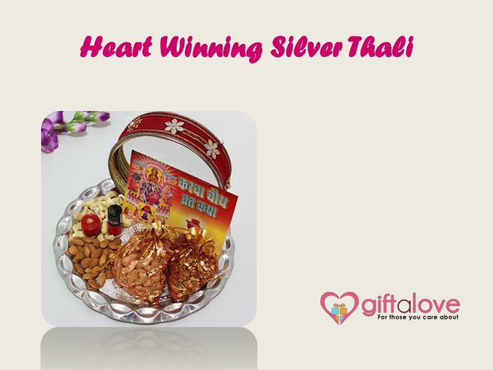 Heart Winning Silver