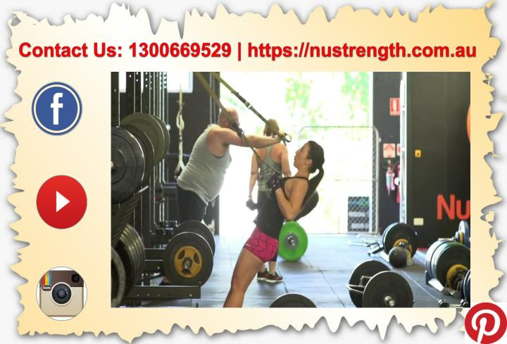 Contact Us: 1300669529 | https://nustrength.com.au