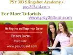 psy 303 slingshot academy psy303aid com11