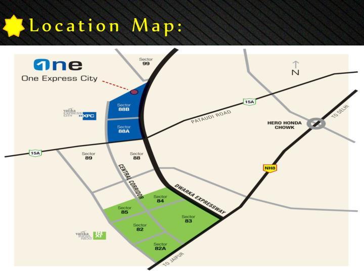 Location Map: