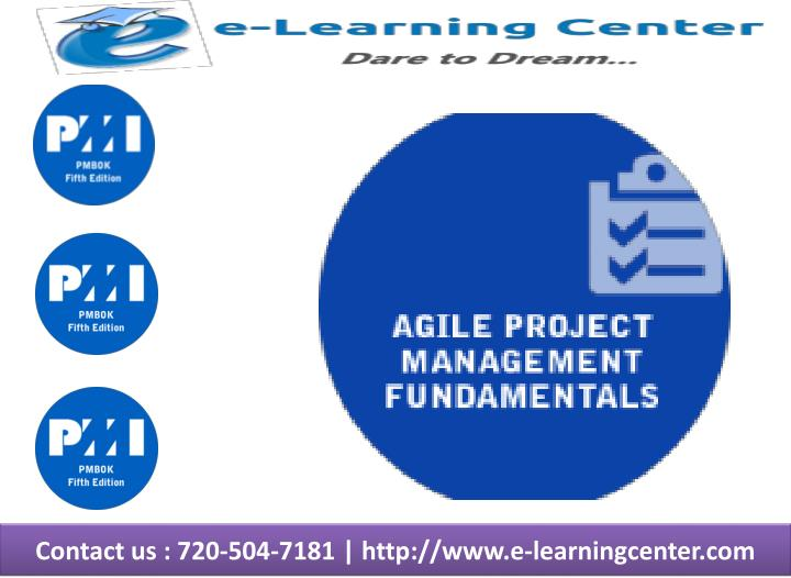 Contact us : 720-504-7181 | http://www.e-learningcenter.com