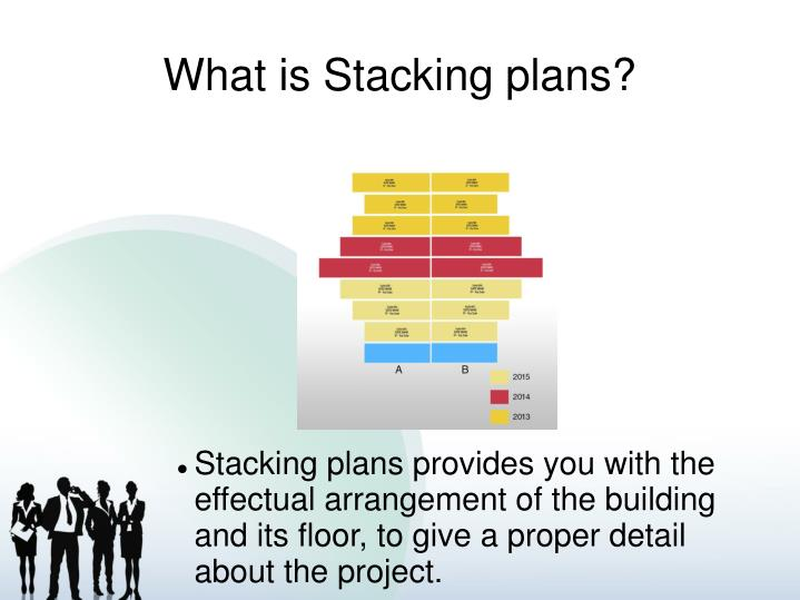Stacking plans provides you with the effectual arrangement of the building and its floor, to give a ...