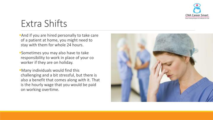 Extra Shifts