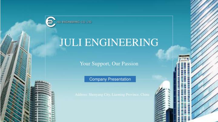 JULI ENGINEERING