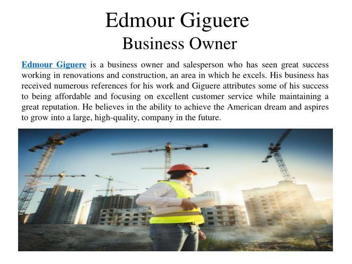 Edmour Giguere